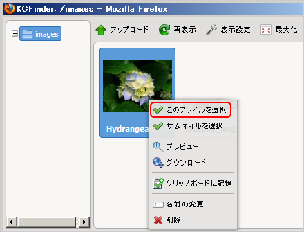 CKEditor_画像アップ方法_画像4